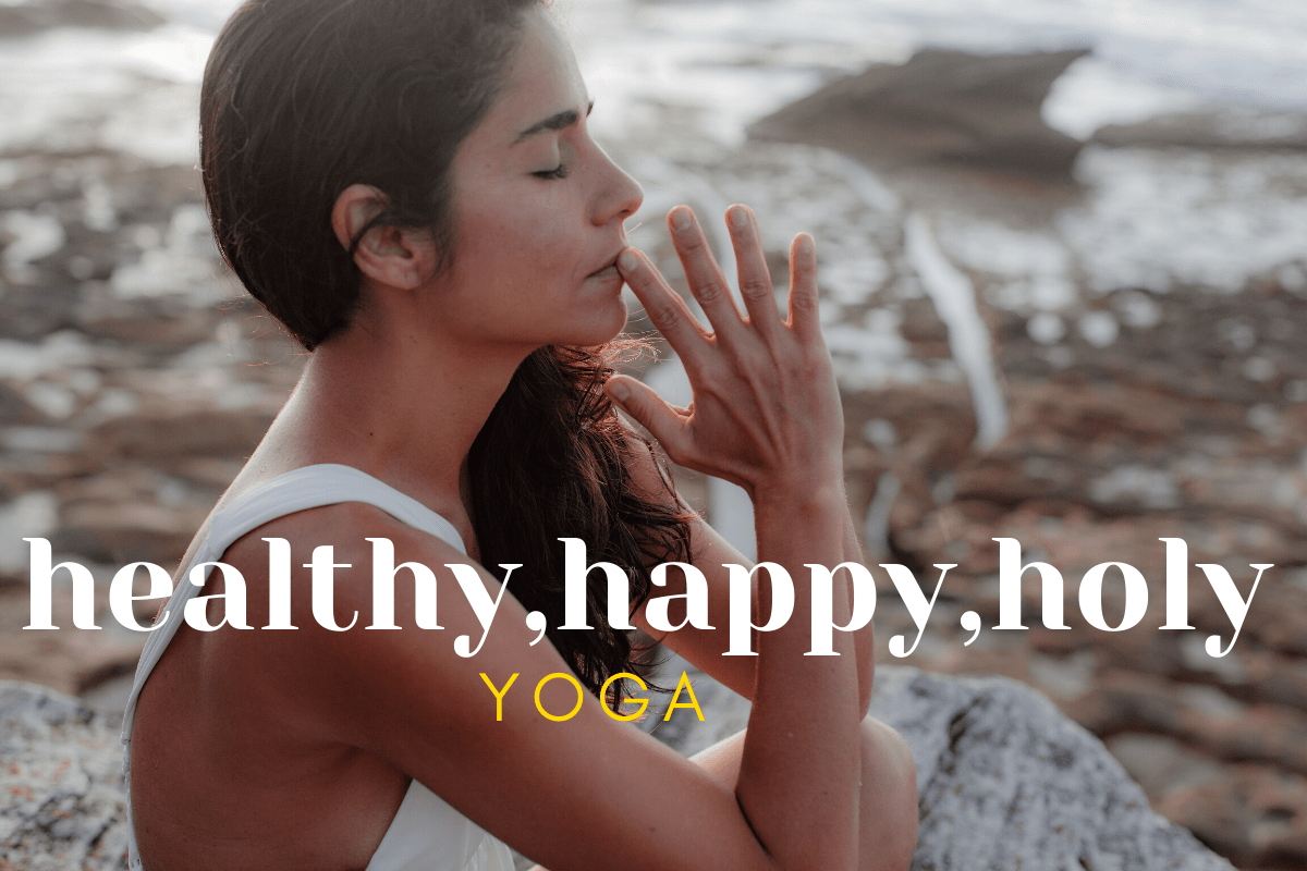 Healthy, Happy, Holy, Yoga